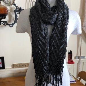 Mossimo glittery scarf